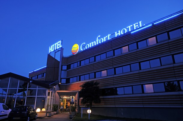 Hotel Comfort Toulouse Sud